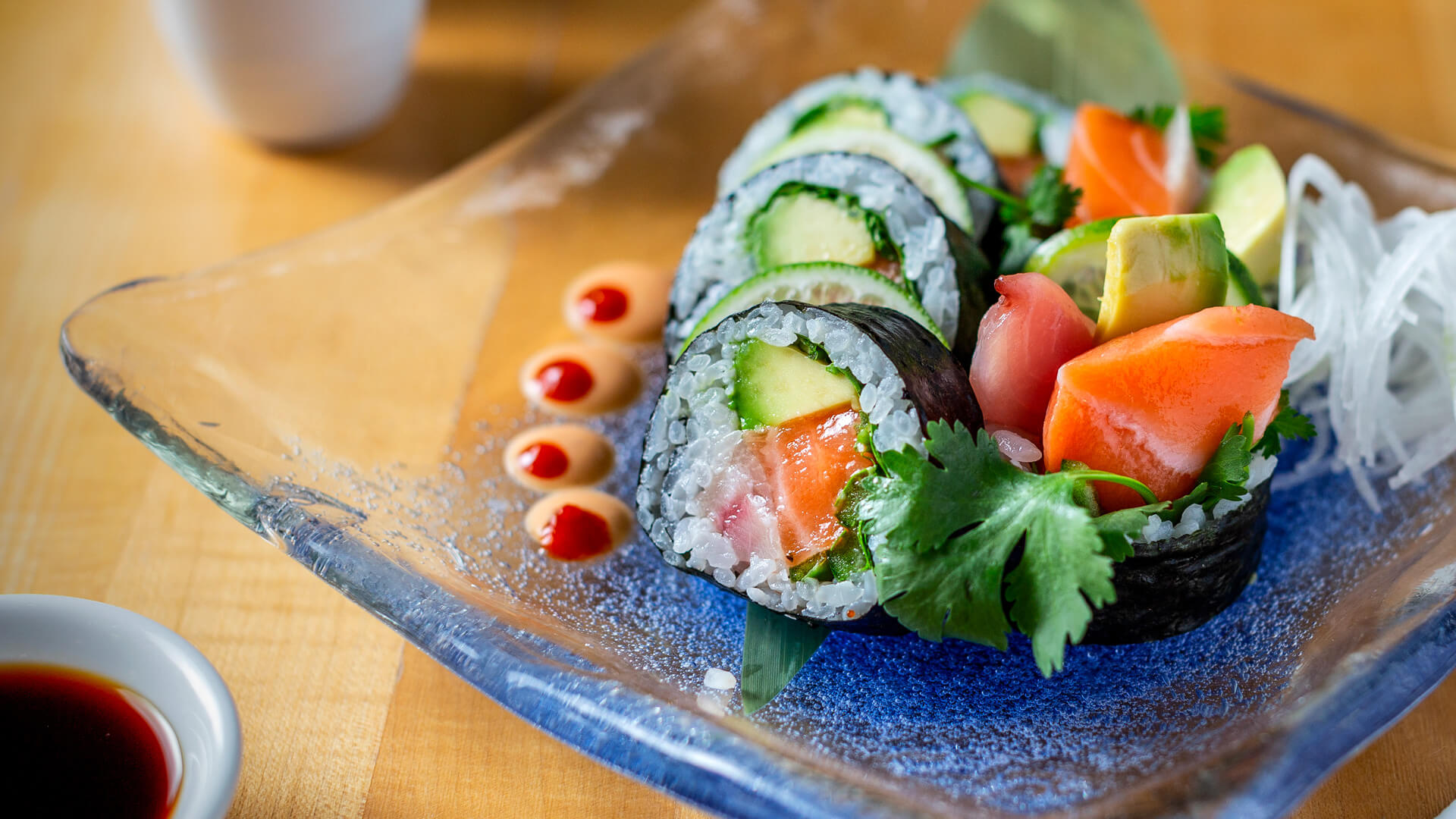 Nori Sushi - in Wicker Park, Lincoln Park and Edgewater